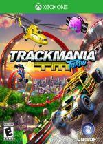 Trackmania Turbo - Cover