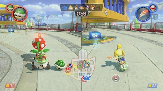 Mario Kart 8 Deluxe Nintendo Switch Review Koru Cottage Com