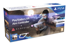 Farpoint VR and PS Aim Controller Review