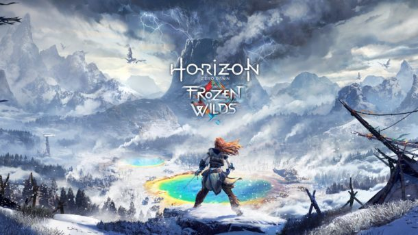 Horizon Zero Dawn: The Frozen Wilds (DLC), PS4 Review