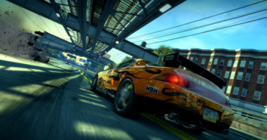 Burnout Paradise Remastered – March 16th!