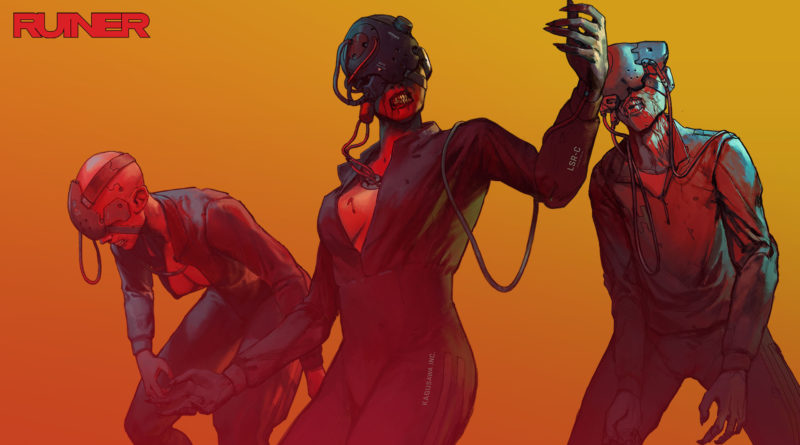 Indie of the Month – RUINER