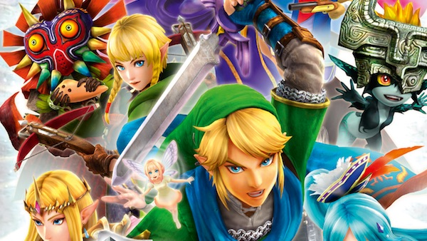 Hyrule Warriors Definitive Edition, Nintendo Switch