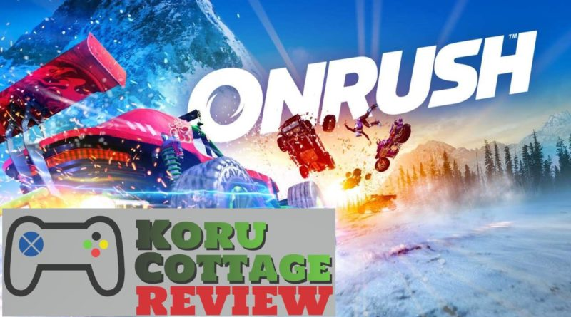 OnRush, PS4 Review