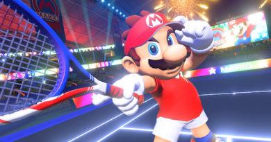 Mario Tennis Aces, Nintendo Switch