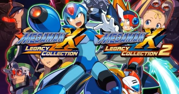 Mega Man X Legacy Collection 1 & 2 Review (Xbox One X)