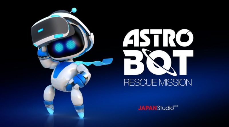 Astro Bot: Rescue Mission, PSVR Review
