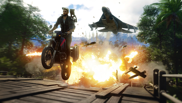 Just Cause 4 Review, PS4