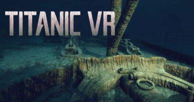 Byte Size – Titanic VR, PSVR