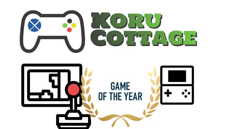 The Koru-Cottage Games of The Year 2018