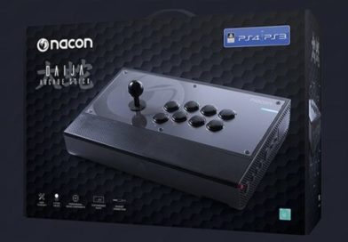 "Nacon ""Daija"" Arcade Stick, Video Review"