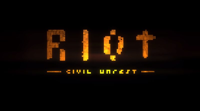Byte Size – Riot: Civil Unrest, PS4 Review