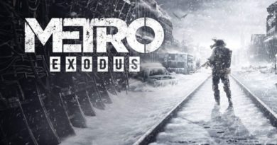 Metro: Exodus, PS4 Review
