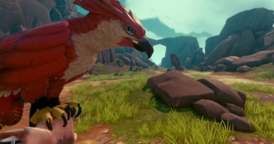Falcon Age, PSVR Review