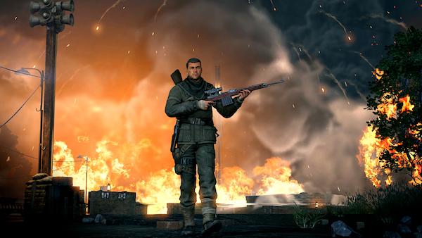 Sniper Elite V2 Remastered, PC Review
