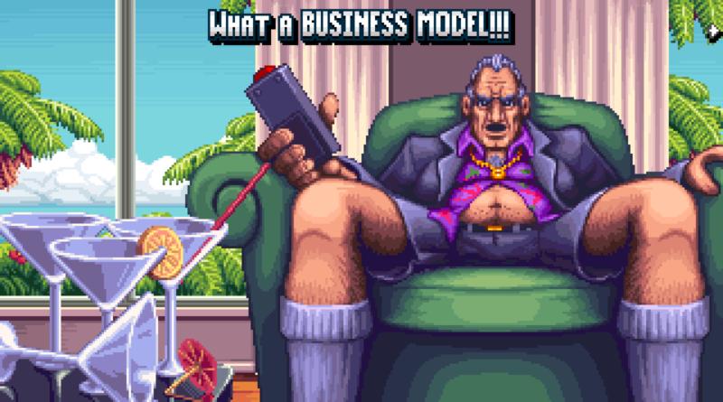 Shakedown Hawaii: A dinosaur making his way in the modern world, PS4 and Vita