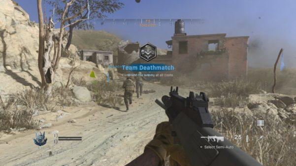 CoD Team Deathmatch