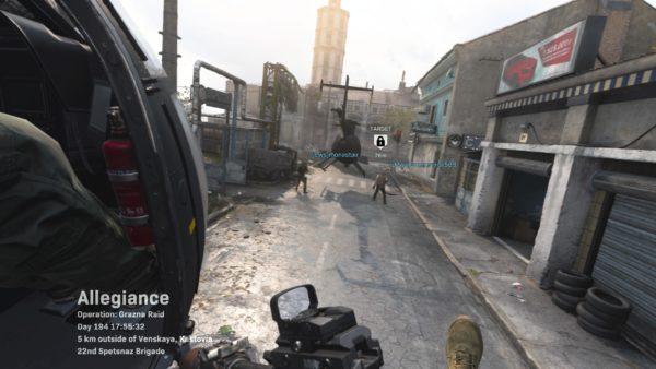 Modern Warfare Modes