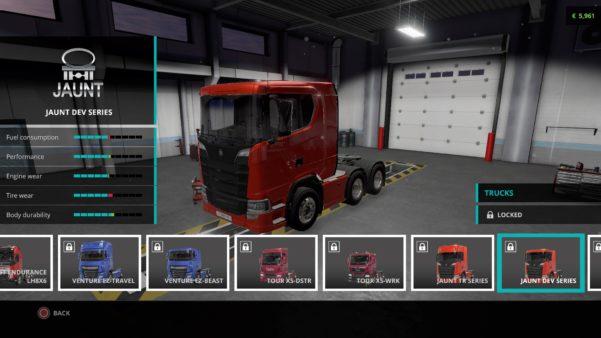 Truck Driver Big Rigs