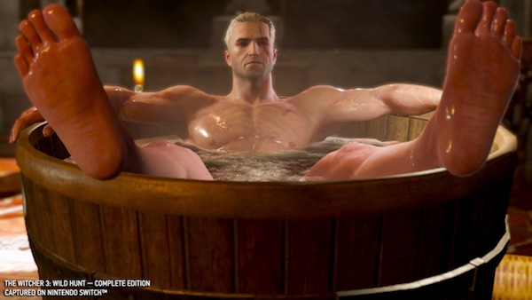The Witcher - nuff said