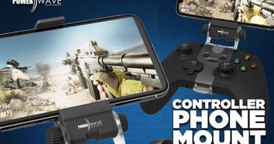Powerwave Controller Phone Mount, Xbox review