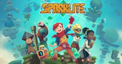 Sparklite cover
