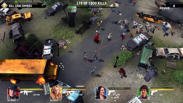 Zombieland Horde Mode