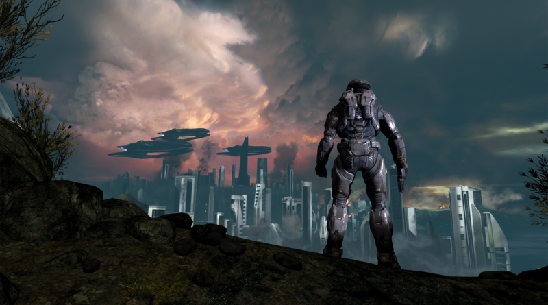 Halo Reach : Finish the Fight