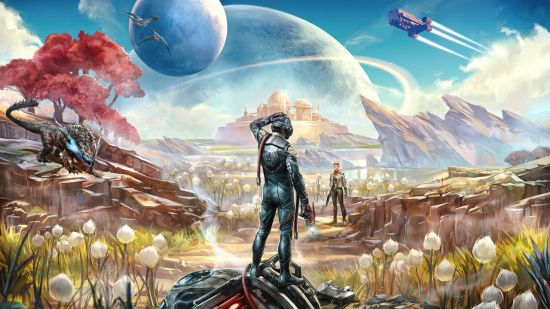 Outer Worlds one of 2019's Highlights