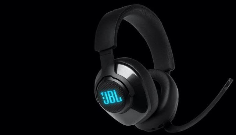 JBL Quantum 400 Unboxing