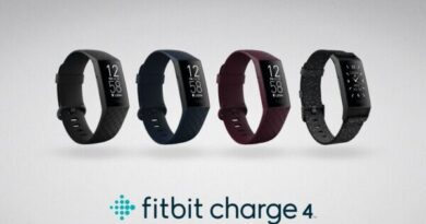 Full inbox lineup for Fitbit Charge 4.