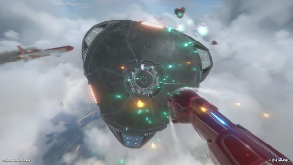 Iron Man VR Punch!
