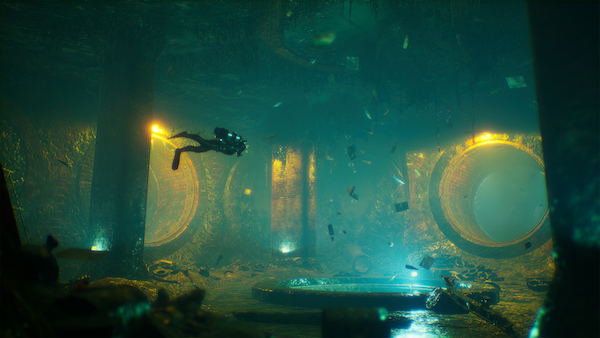 ManEater Sewers Aplenty