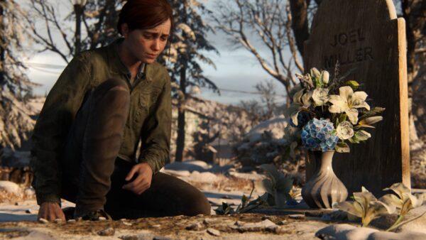 The Last of Us: Part 2 - Ellie and Joel