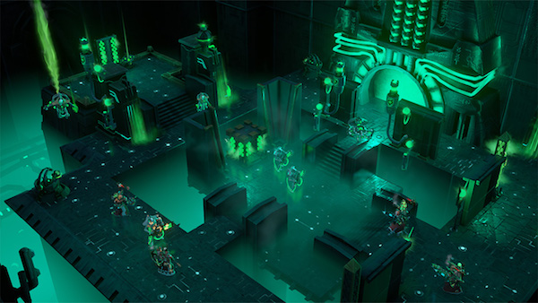 A tomb in Mechanicus, yesterday