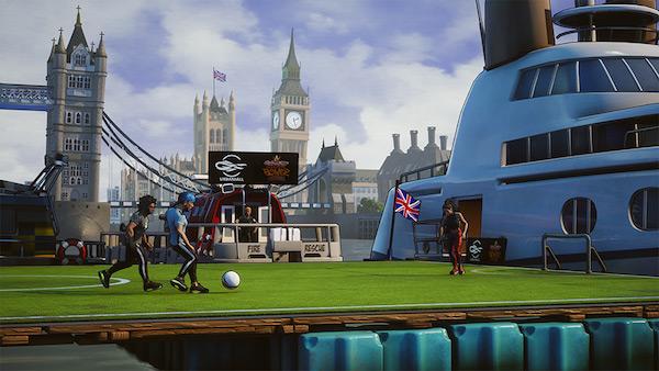 Street Power Football London