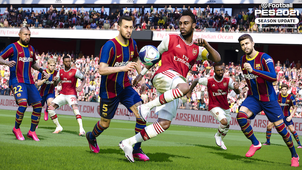 PES 21 Arse and All